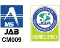 MS JAB CM009 - ISO/IEC 27001